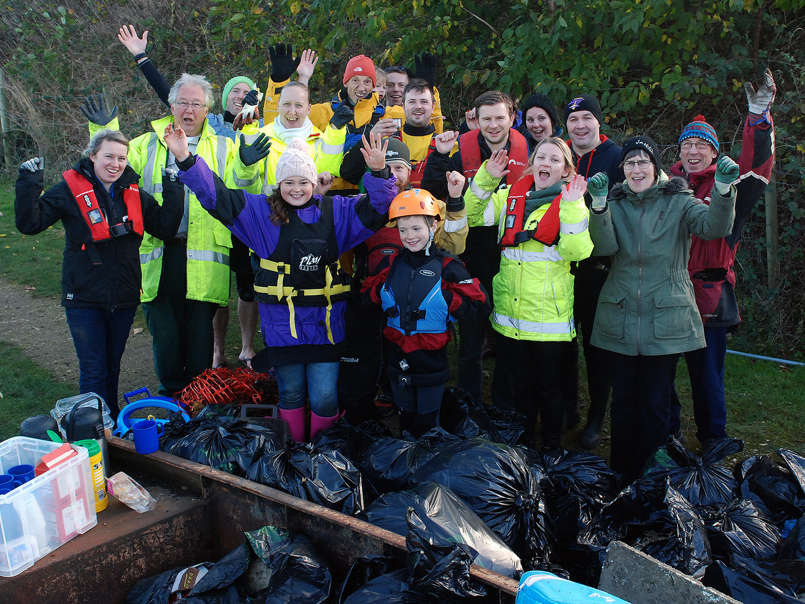 Mirfield Clean Up